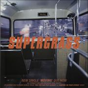 Click here for more info about 'Supergrass - Moving'