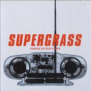 Click here for more info about 'Supergrass - Pumping On Your Stereo'