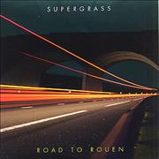 Click here for more info about 'Supergrass - Road To Rouen'