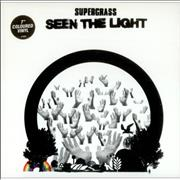 Click here for more info about 'Supergrass - Seen The Light - Grey Vinyl'
