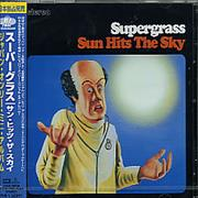 Click here for more info about 'Supergrass - Sun Hit The Sky/cheap Skate'