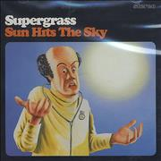 Click here for more info about 'Supergrass - Sun Hits The Sky - Postcards'
