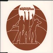 Click here for more info about 'Supergrass - Sun Hits The Sky'