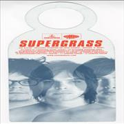 Click here for more info about 'Supergrass - Supergrass - Pair of Door Hangers'
