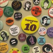 Click here for more info about 'Supergrass - Supergrass Is 10 - The Best Of 94-04'
