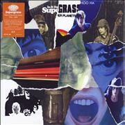 Supergrass The Strange Ones 1994-2008 - Sealed UK 2-LP vinyl set