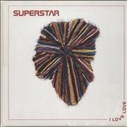 Click here for more info about 'Superstar - I Love Love'