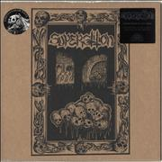 Click here for more info about 'Superstition - Surging Throng of Evil's Might - Clear with Black Smoke vinyl'