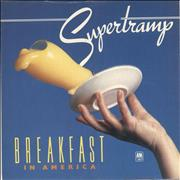 Click here for more info about 'Supertramp - Breakfast In America + Sleeve'