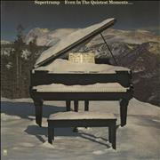 Click here for more info about 'Supertramp - Even In The Quietest Moments...'