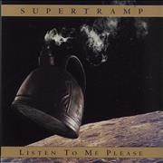 Click here for more info about 'Supertramp - Listen To Me Please'