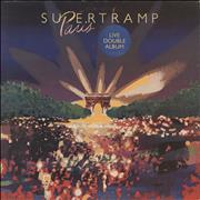 Click here for more info about 'Supertramp - Paris - stickered p/s'