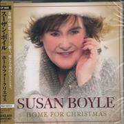 Click here for more info about 'Susan Boyle - Home For Christmas + Obi - Sealed'