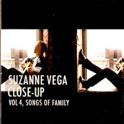 Click here for more info about 'Suzanne Vega - Close Up: Vol 4, Songs Of Family'