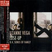 Click here for more info about 'Suzanne Vega - Close-Up Vol.4: Songs Of Family & Close-Up Vol.3: States Of'