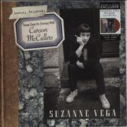 Click here for more info about 'Suzanne Vega - Lover, Beloved: Songs From An Evening With Carson McCullers - Red Vinyl'