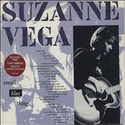 Click here for more info about 'Suzanne Vega - Small Blue Thing - Double Pack'
