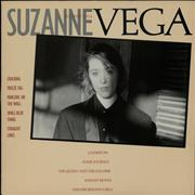 Click here for more info about 'Suzanne Vega - Suzanne Vega - Promo Stamped'