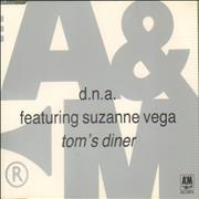 Click here for more info about 'Suzanne Vega - Tom's Diner - D.N.A. Remixes'