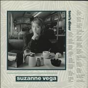 Click here for more info about 'Suzanne Vega - Tom's Diner'