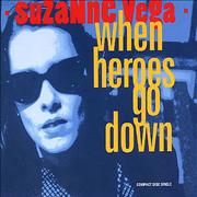 Click here for more info about 'Suzanne Vega - When Heroes Go Down - Digipak'