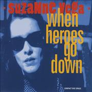 Click here for more info about 'Suzanne Vega - When Heroes Go Down'