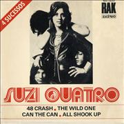 Click here for more info about 'Suzi Quatro - 4 Sucessos EP'