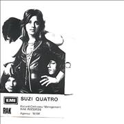 Click here for more info about 'Suzi Quatro - 48 Crash - test press'