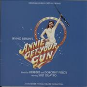 Click here for more info about 'Suzi Quatro - Annie Get Your Gun: Original London Cast Album'