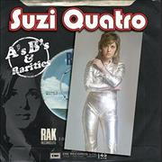 Click here for more info about 'Suzi Quatro - A's, B's & Rarities'