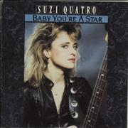 Click here for more info about 'Suzi Quatro - Baby You're A Star'