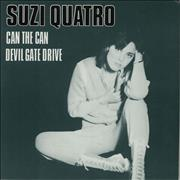 Click here for more info about 'Suzi Quatro - Can The Can'
