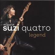 Click here for more info about 'Suzi Quatro - Legend - The Best Of'