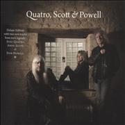 Click here for more info about 'Suzi Quatro - Quatro, Scott & Powell'