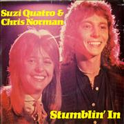 Click here for more info about 'Suzi Quatro - Stumblin' In - P/S'