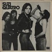 Click here for more info about 'Suzi Quatro - Suzi Quatro - 1st - Ex'