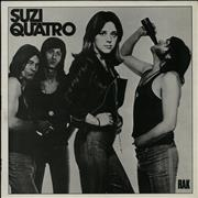 Click here for more info about 'Suzi Quatro - Suzi Quatro - 1st'