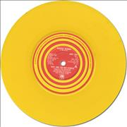 Click here for more info about 'Suzy And The Red Stripes - Seaside Woman - Yellow Vinyl'
