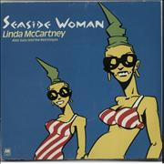 Click here for more info about 'Linda McCartney - Seaside Woman - 2nd - A-Label'