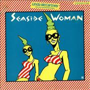 "Suzy And The Red Stripes Seaside Woman UK 12"" vinyl"