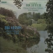 Click here for more info about 'Sviatoslav Richter - Brahms: Piano Concerto No. 2 in B Flat, Op.83'