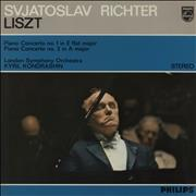 Click here for more info about 'Sviatoslav Richter - Liszt: Piano Concerto No. 1 In E Flat Major / Piano Concerto No. 2 In A Major'