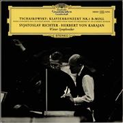 Click here for more info about 'Sviatoslav Richter - Tchaikovsky: Piano Concerto No. 1 in B Flat Minor'