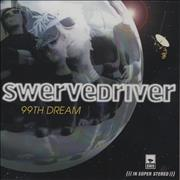 Swervedriver Record Sleeve Swervedriver Covers