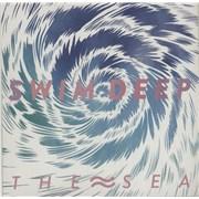 "Swim Deep The Sea UK 7"" vinyl"