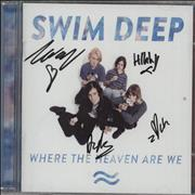 Click here for more info about 'Where the Heaven Are We - Autographed'