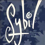Click here for more info about 'Sybil - All Through The Night'