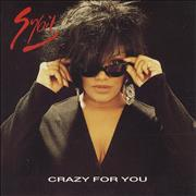 Click here for more info about 'Sybil - Crazy For You'