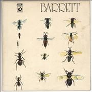 Click here for more info about 'Syd Barrett - Barrett - 1st - Textured Sleeve'