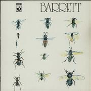 Click here for more info about 'Syd Barrett - Barrett - All Rights label text'